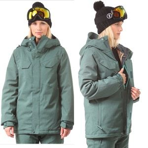 Volcom Women's Wing Insulated Jacket